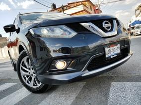 Nissan X-trail 2016 Exclusive Gps Piel Qc Posible Cambio