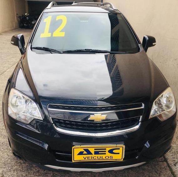 Chevrolet Captiva 2.4 Sport Ecotec Gasolina Automatica 2012