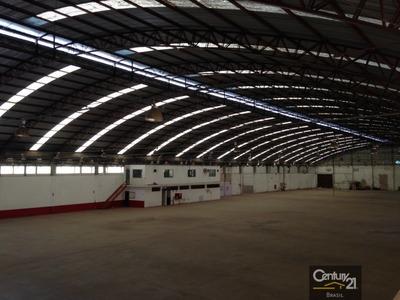Galpão Comercial/industrial Para Locação, Jardim Da Cidade - Salto/sp - Li2336