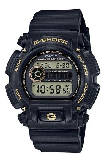 Relógio Casio G-shock Dw-9052gbx-1a9dr Preto
