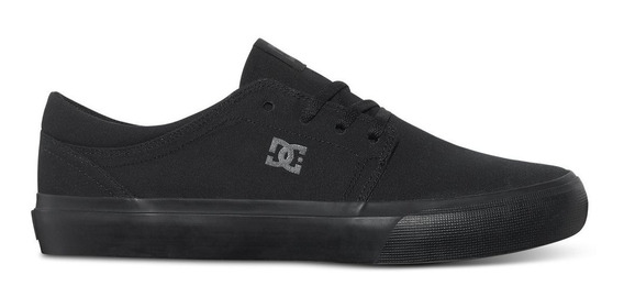 Tenis Hombre Urbano Trase Tx Mx Adys300474 Negro Dc Shoes