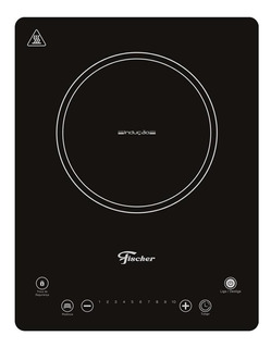 Fogão cooktop elétrico Fischer 26884-59097 preto 220V