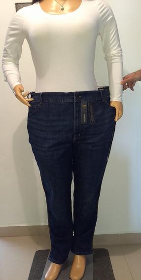 Pantalón O Jeans Para Dama Original Lee Plus Size (gorditas)