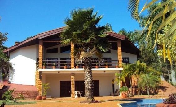 Chácara Residencial À Venda, Condomínio Farm ,sorocaba. - Ch0029