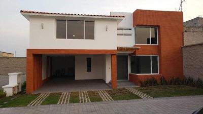 Estrena Hermosa Casa En Las Torres, Toluca