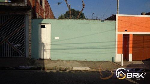 Imagem 1 de 9 de Terreno À Venda, 672 M² Por R$ 450.000,00 - Vila Itaim - São Paulo/sp - Te0118