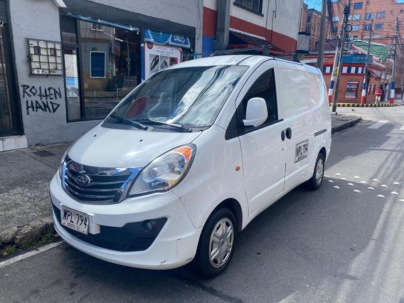 Chery Van Cargo 2017 Publica