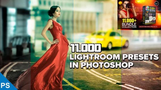 Mega Colección +11000 Presets Lightroom Premium