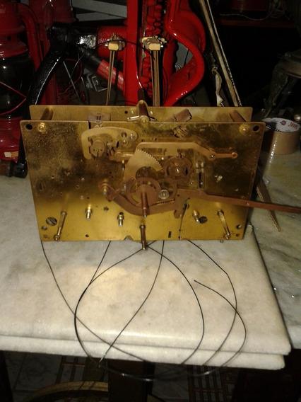 Maquina De Relogio Pedestal Howard Miller Clock Comp