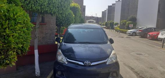 Toyota Avanza 2012 $105,000 Remate!!!!!!!
