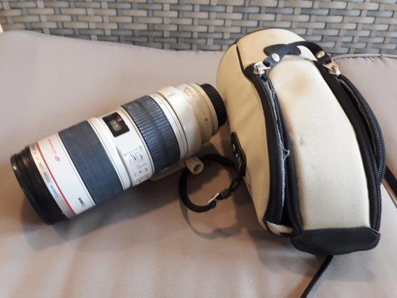 Ef 70-200 F/2.8 L Ls Li Usm/lente Canon 70/200 2.8 Ls
