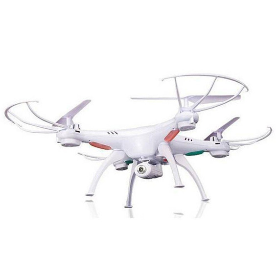 Drone Syma X5sw 2.4ghz 4 Canais Wifi Câmera - Branco