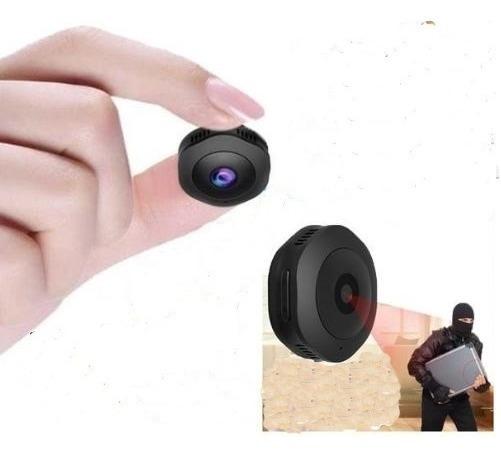 Mini Câmera Espiã C/ Visão Noturna