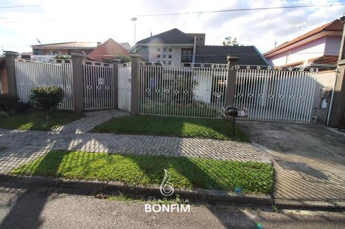 Imagem 1 de 28 de Casa Com 4 Dormitórios À Venda Com 300m² Por R$ 1.560.000,00 No Bairro Xaxim - Curitiba / Pr - Csa0257