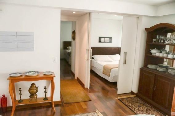 Flat Na Aclimação Com 02 Dorms, Andar Alto, Para Moradia Ou Investimento - Sf27538