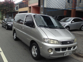 Hyundai H1 Starex 2.6 Svx 8v Diesel 2001/2001