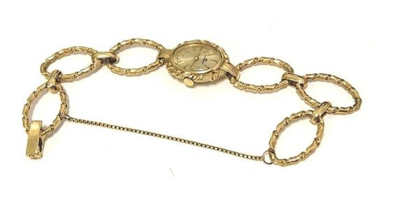 Relógio Suíço Carl F. Bucherer, Raridade, Ouro 18k Maciço