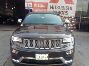 Jeep Grand Cherokee 5.7 Summit 4x4 2014 493 Mil Crédito