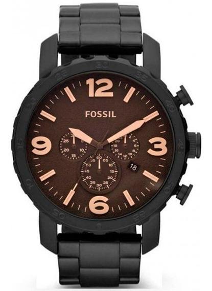 Relógio Fossil Masculino Nate Fjr1356/z