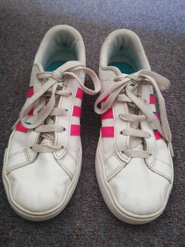 Zapatillas Nena adidas Neo Talle 35,5