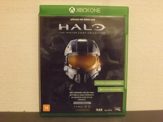 Xbox One Halo The Master Chief Collection - Aceito Trocas...