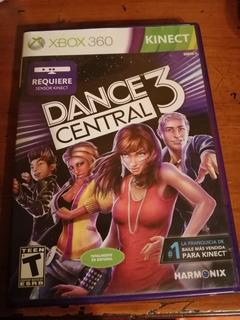 Juego Para Xbox360 Dance Central #3 Usado