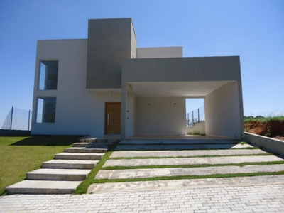 Casa Em Condomínio A Venda Em Bragança Paulista, Condomínio Campos Do Conde, 3 Dormitórios, 3 Suítes, 3 Banheiros, 4 Vagas - Ca-209