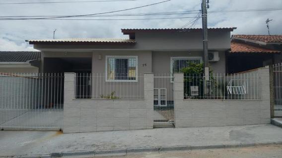 Casa Em Madri, Palhoça/sc De 140m² 4 Quartos À Venda Por R$ 390.000,00 - Ca198299