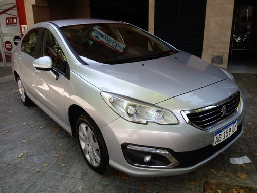 Peugeot 408 Allure 1.6l 4ptas Inmaculado Estado!! Permuto!!