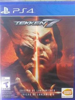 Juego Ps4 Tekken 7