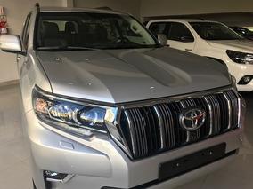 Toyota Land Cruiser Prado Vx 0 Km 2018 Plata Entrega Ya !!!