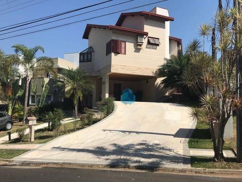 Imagem 1 de 30 de Casa No Alphaville Campinas - Ca0434