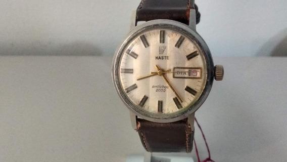 Reloj Haste Antichoc 2000