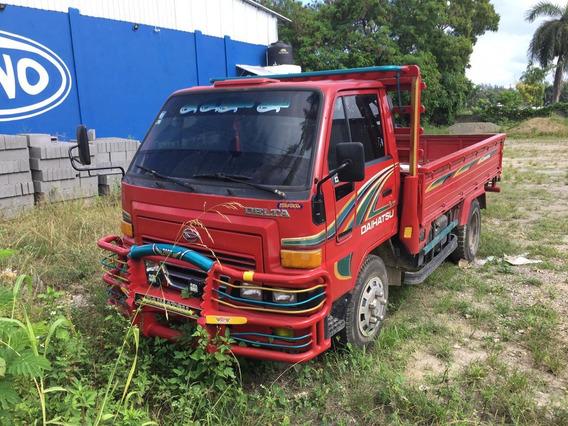 Daihatsu Camion Cama Corta