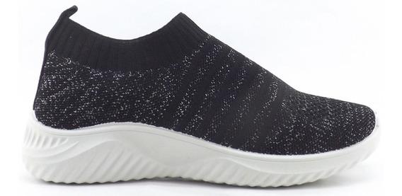 Zapatillas Mujer Elastizadas Wake Pancha Puño Sacha 0003