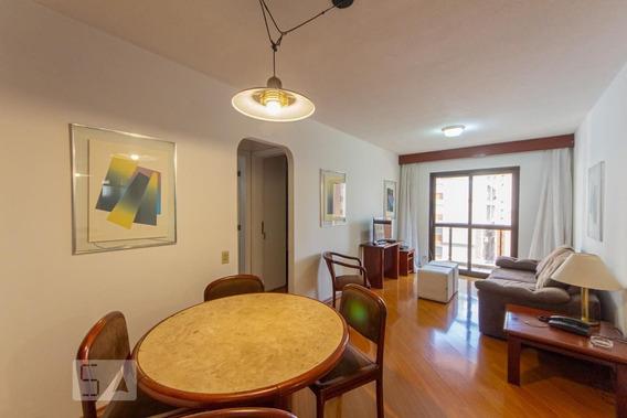 Apartamento No 8º Andar Mobiliado Com 2 Dormitórios E 1 Garagem - Id: 892961141 - 261141
