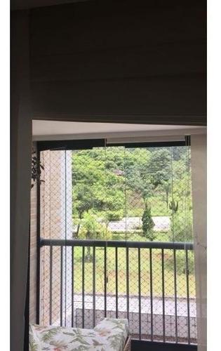 Apartamento Para Venda Em São Paulo, Cidade São Francisco, 2 Dormitórios, 1 Suíte, 2 Banheiros, 1 Vaga - 2294_2-746758