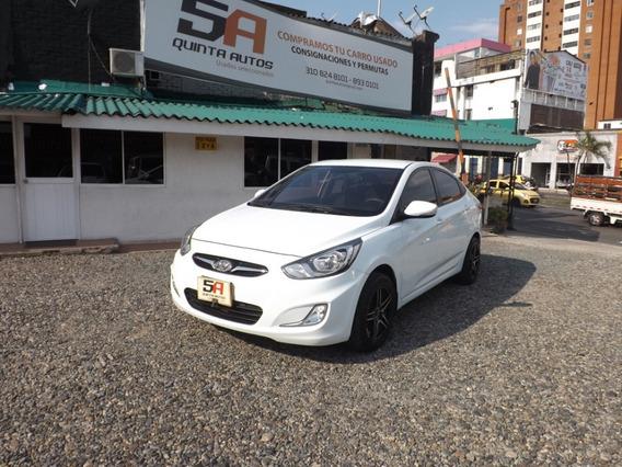 Hyundai I25 Mecanico Modelo 2015