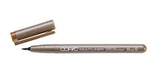 Brush Marcador Color Sepia