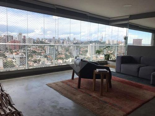 Apartamento Mobiliado Em Pinheiros - 353-im543128