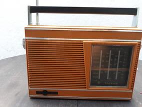 Radio Portatil Motoradio 6 Faixas Funcionando Perfeito