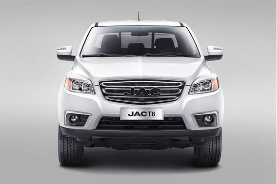 Jac T6 Luxury 4x4