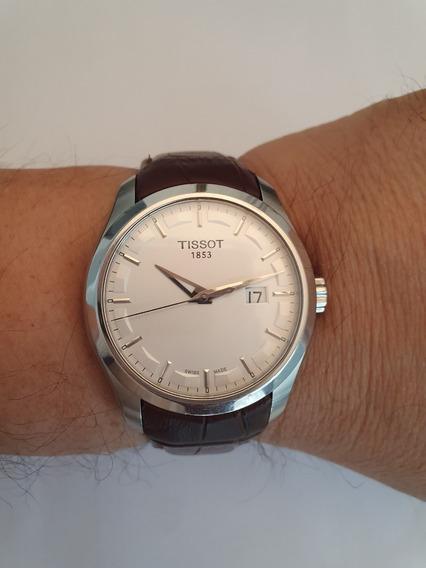Relógio Tissot Couturier T035.410.1603100 original
