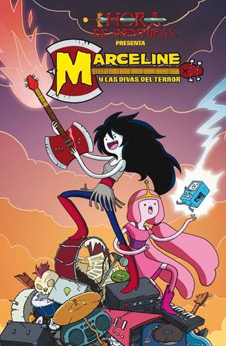 Marceline Y Las Divas Del Terror  Hora De Aventuras