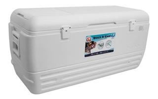 Caixa Térmica Mariner Igloo Usa 150qt 142l Quick E Cool