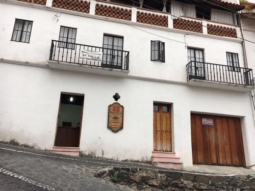 En Venta Casona Estilo Colonial En El Centro De Taxco