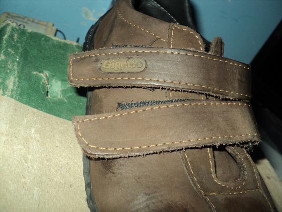 Zapatos Marca Gigetto Talla 35 Usado Perfecto Estado