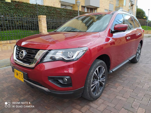 Nissan Pathfinder 2018 3.5 R52 Exclusive