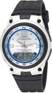 Casio De Los Hombres Illuminator Reloj # Aw-822av