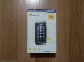Caja Original Para Celular Nokia Asha 306